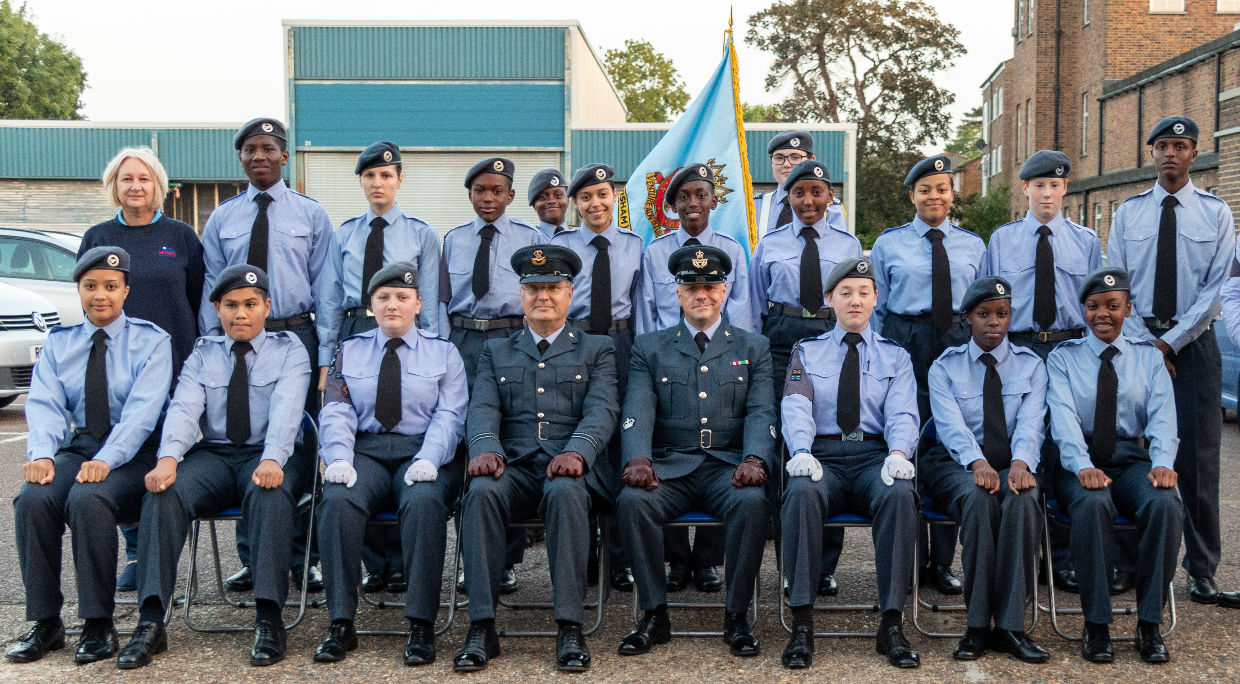 January 2019 Recruit intake